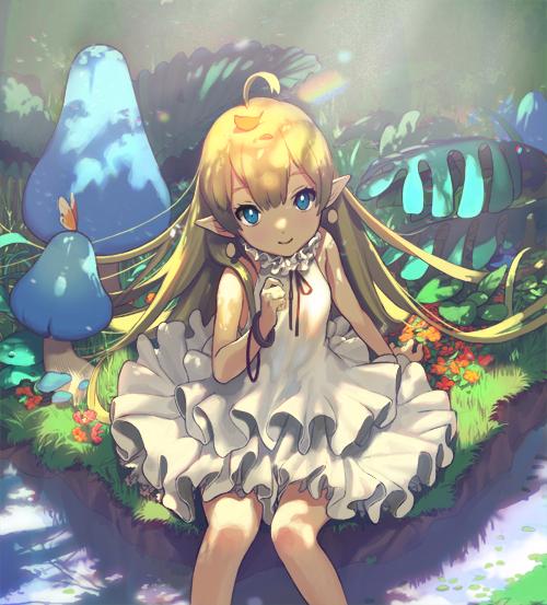 Elf Tensei Lucie