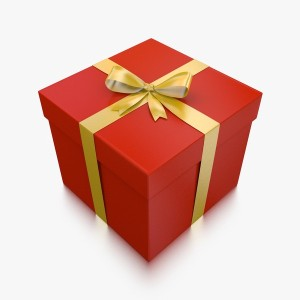Gift Box Close